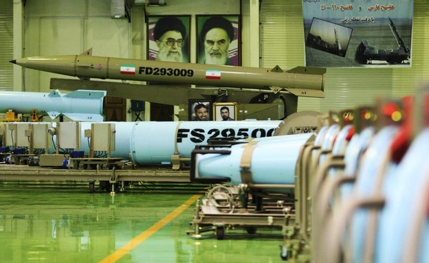 מפעלי הטילים של אירן