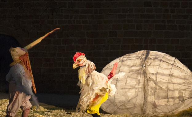 """פסטיבל 360 מעלות לתיאטרון במרחב ירושלים (צילום: דינה סראט, יח""""צ)"""