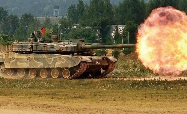 טנק מהסוג המדובר (צילום: Republic of Korea Armed Forces)