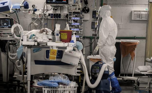 בית החולים שיבא (צילום: יוסי זליגר, פלאש 90)