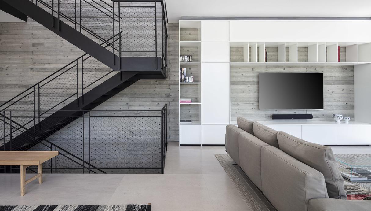 בית במרכז, לוין-פקר אדריכלים - 10