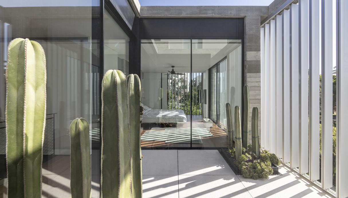 בית במרכז, לוין-פקר אדריכלים - 11