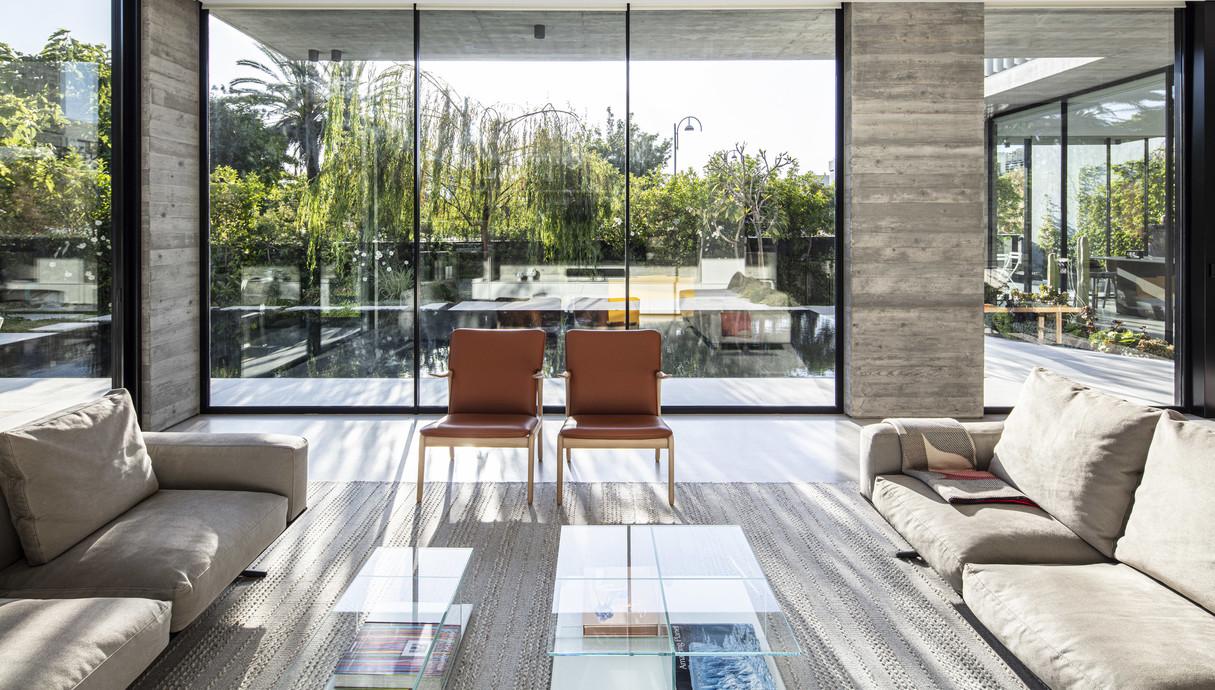 בית במרכז, לוין-פקר אדריכלים - 12