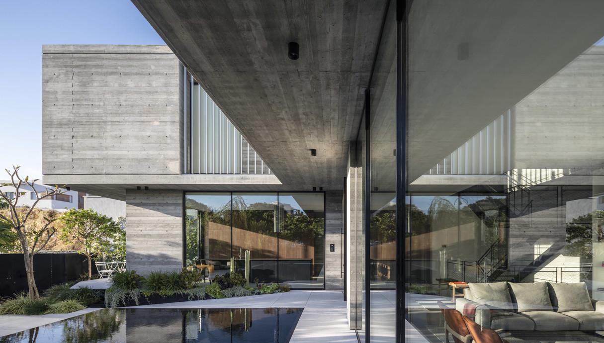 בית במרכז, לוין-פקר אדריכלים - 13