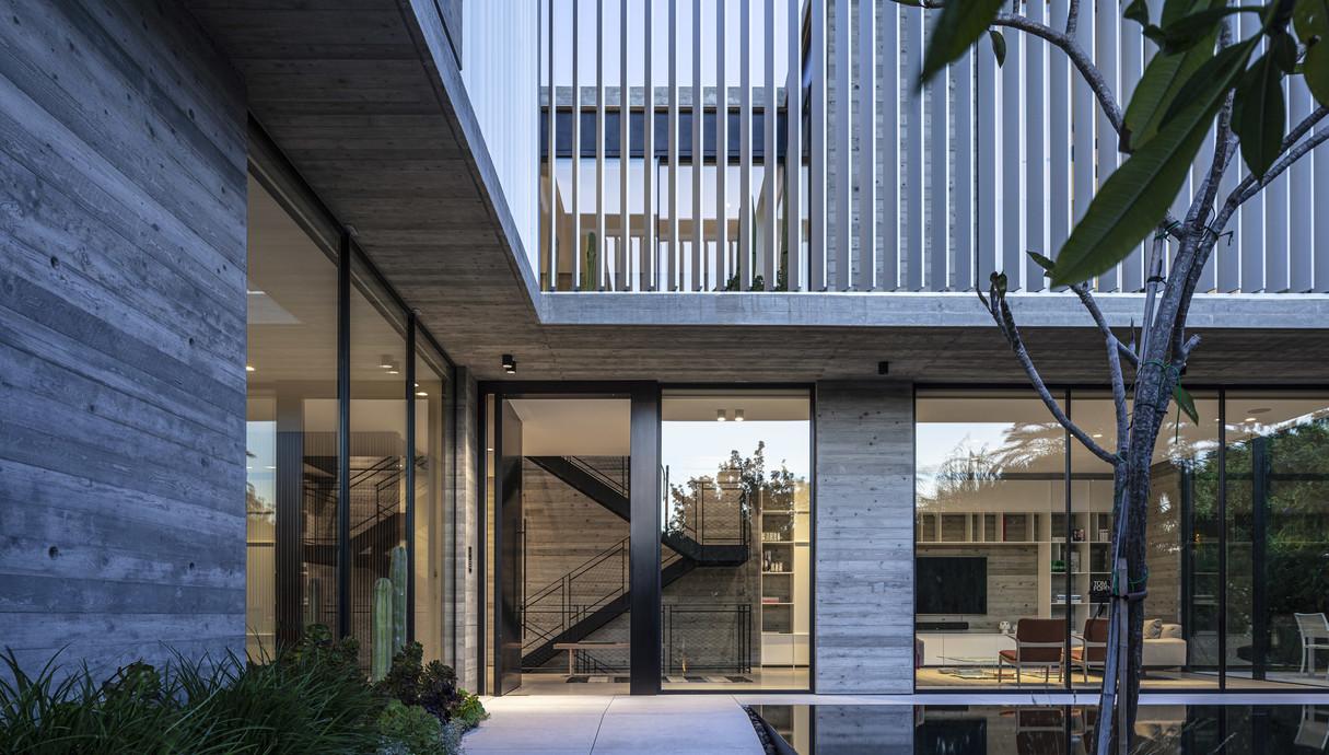 בית במרכז, לוין-פקר אדריכלים - 15
