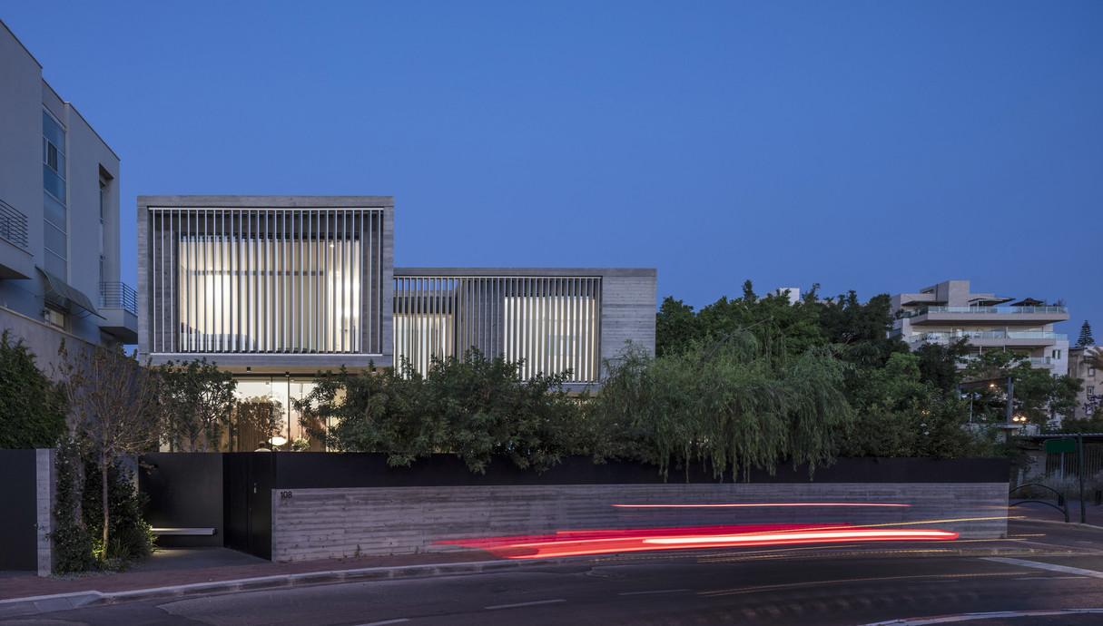 בית במרכז, לוין-פקר אדריכלים - 16