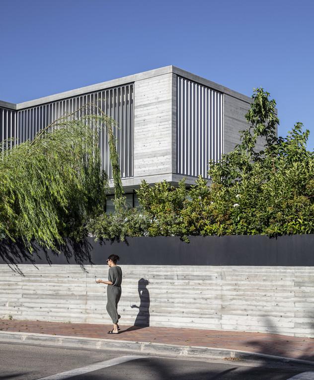 בית במרכז, לוין-פקר אדריכלים, ג - 5