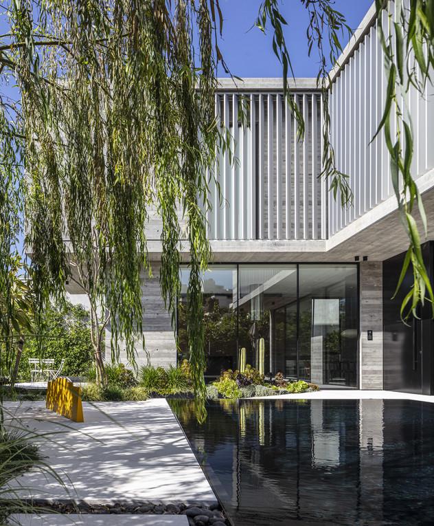 בית במרכז, לוין-פקר אדריכלים, ג - 7