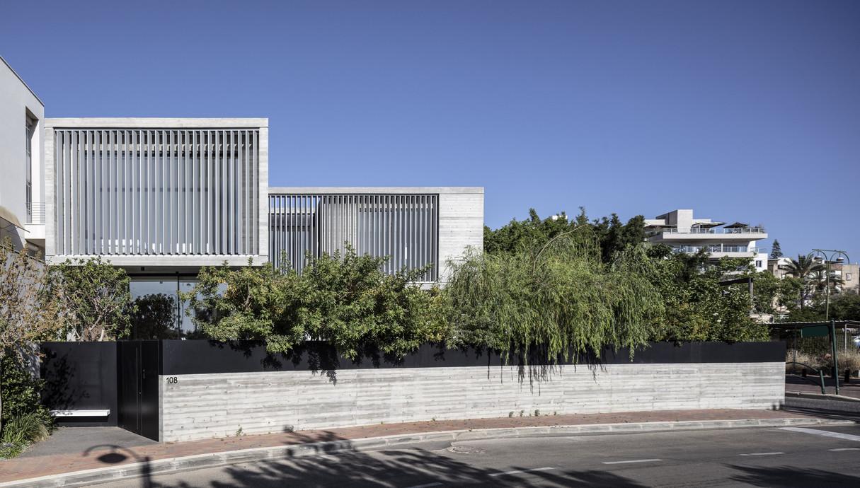בית במרכז, לוין-פקר אדריכלים - 1