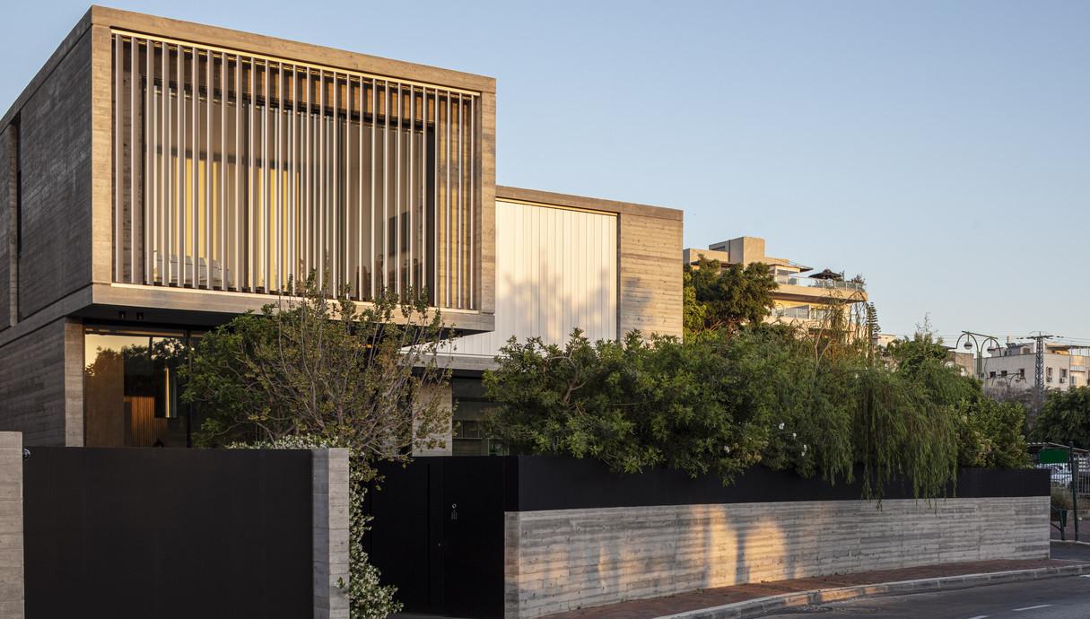 בית במרכז, לוין-פקר אדריכלים - 5