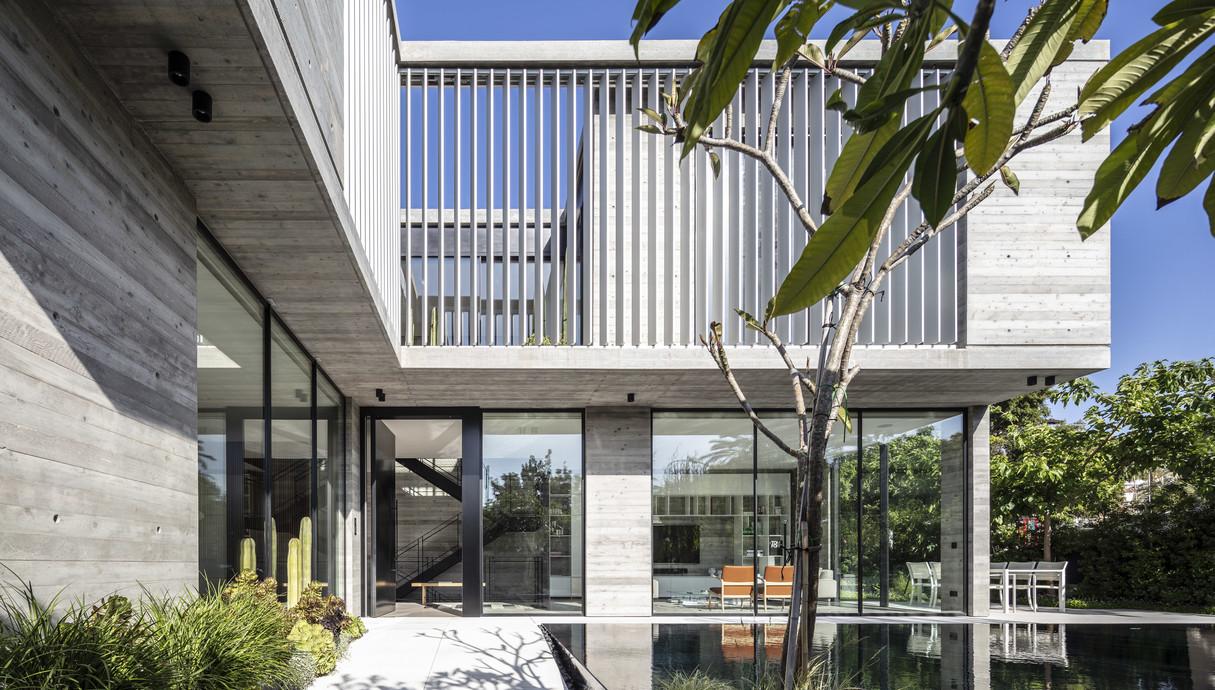בית במרכז, לוין-פקר אדריכלים - 7