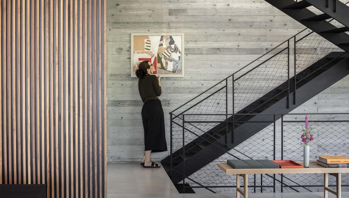 בית במרכז, לוין-פקר אדריכלים - 9