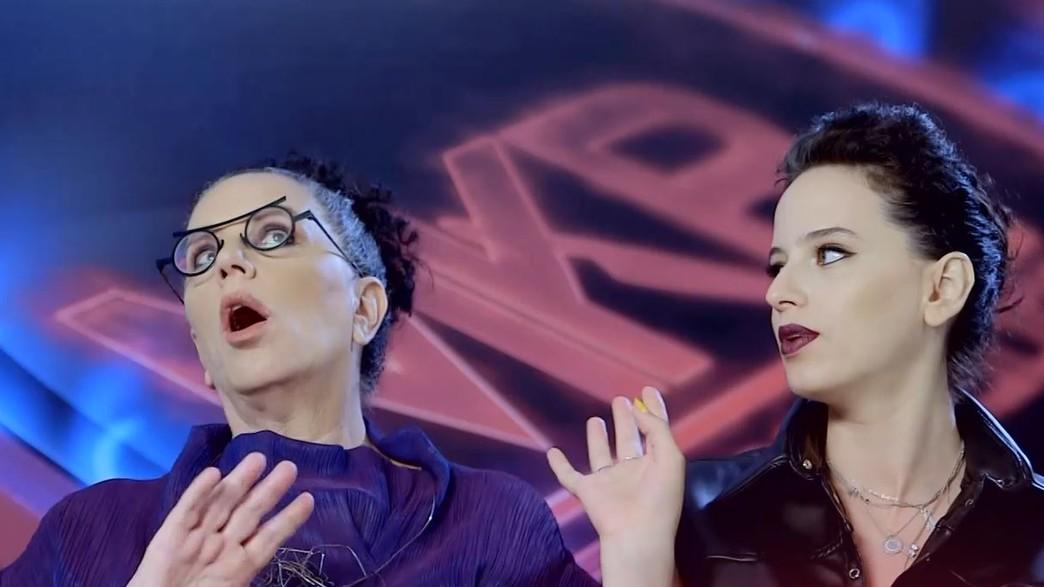 ורדה וקורין גדעון (צילום: קשת 12, המטבח המנצח VIP)