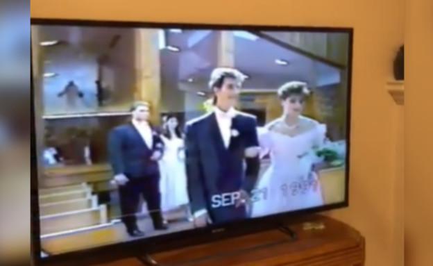 סרט חתונה (צילום: romijessmaya, טיקטוק)