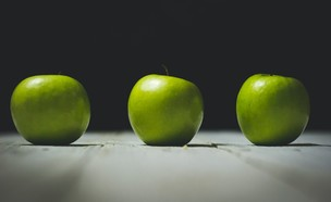 תפוח (צילום: holly mindrup, unsplash)
