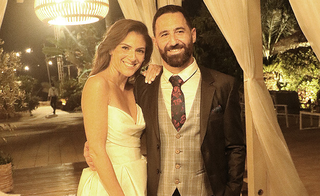 ניר והגר החתונה. אוקטובר 2021 (צילום: פול סגל)