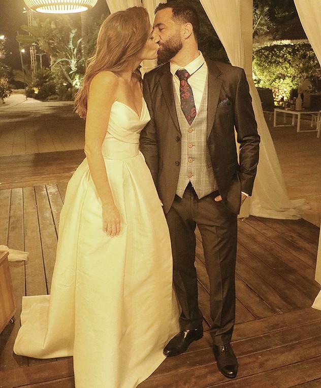 ניר והגר החתונה. אוקטובר 2021