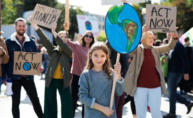 יש רק דבר אחד שיפתור את משבר האקלים (צילום:  Halfpoint, shutterstock)