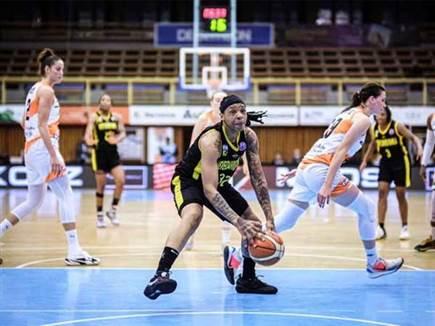 הקאמבק לא הושלם (FIBA) (צילום: ספורט 5)