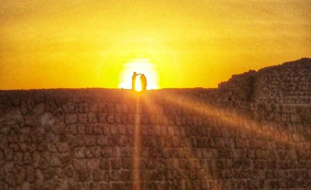 מבצר בחריין (צילום: אפרת נומברג יונגר)