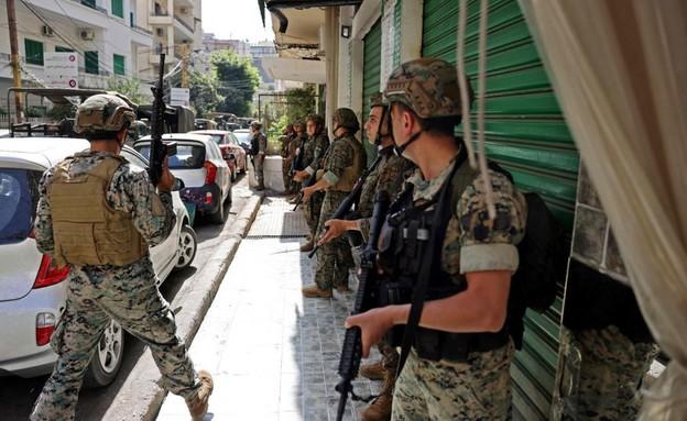 הפגנות אלימות בביירות, לבנון