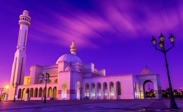 המסגד הגדול (צילום:  Satheesh Cholakkal, shutterstock)