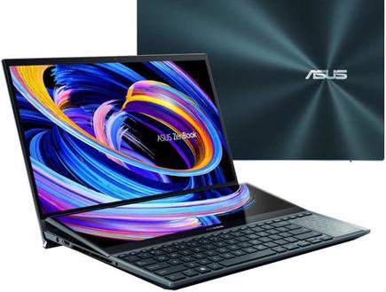 Asus Zenbook Pro Duo UX582 (צילום: asus)