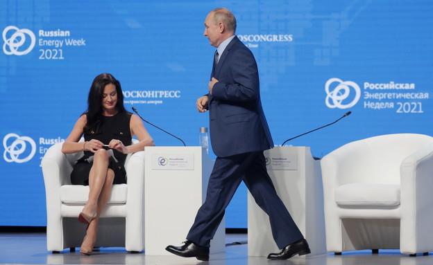 פוטין (צילום: reuters)