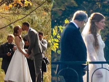 הבת של ביל גייטס התחתנה (צילום: instagram)