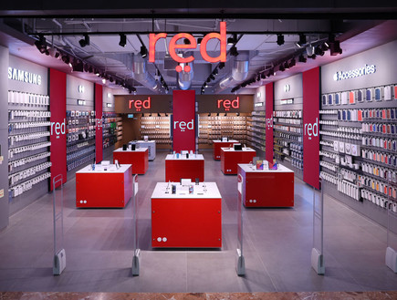 red, רשת חדשה למוצרי סלולר (צילום: רפי דלויה, יחסי ציבור)