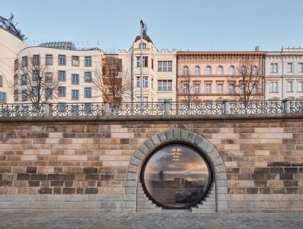 הישתדרג: אזור הנהר המוזנח בפראג עבר מהפך
