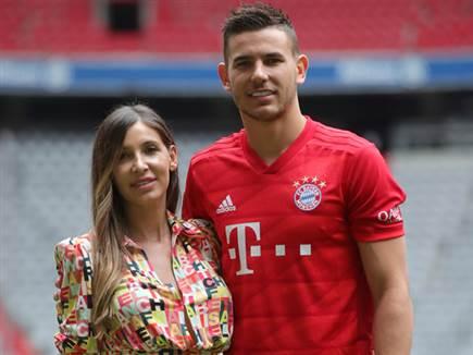לוקאס הרננדז ואשתו אמליה. הבלם ייכנס לכלא? (Getty) (צילום: ספורט 5)