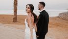 החתונה של שיר לוי (צילום: ערן בארי)