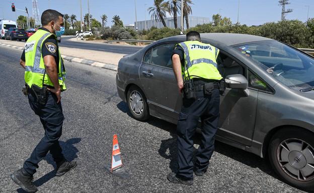 משטרה, שוטרים (צילום: מיכאל גלעדי, פלאש 90)