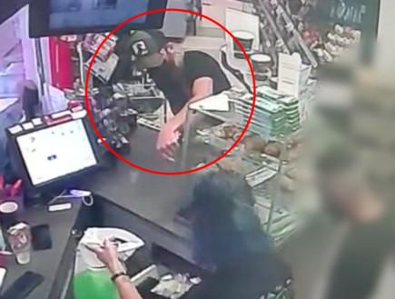 גנב אלפי שקלים ונתפס בגלל הקעקוע