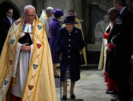 דאגה למצבה של המלכה אליזבת: ביטלה ברגע האחרון את השתתפותה בוועידת האקלים