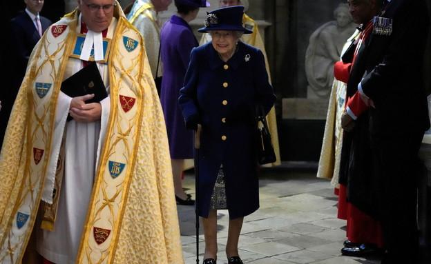 המלכה אליזבת' ביטלה את הגעתה לוועידת האקלים