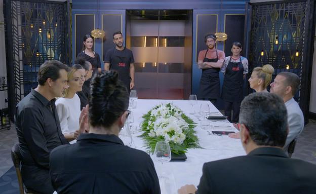 פרק 6 (צילום: המטבח המנצח VIP, קשת 12)