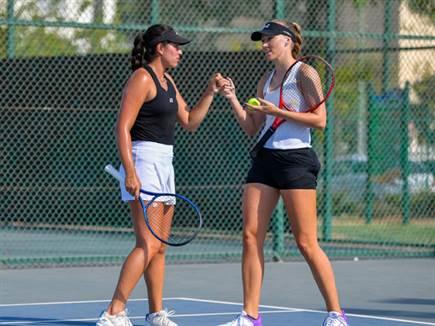 (צילום: אלכס גולדנשטיין, איגוד הטניס) (צילום: ספורט 5)