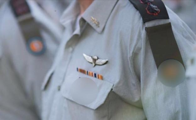 """משרתי קבע (צילום: דובר צה""""ל )"""