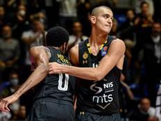 (צילום: Partizan NIS, Dragana Stjepanovic) (צילום: ספורט 5)