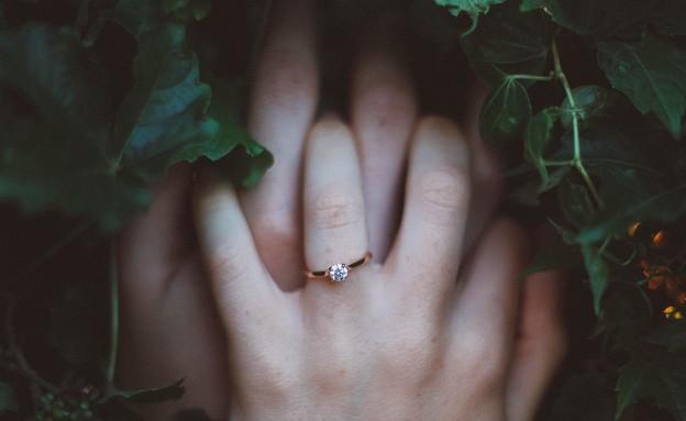 נישואים, טבעת נישואים (צילום: חתונה ממבט ראשון)
