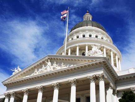 קליפורניה, בניין הממשלה (צילום: dlove, shutterstock)