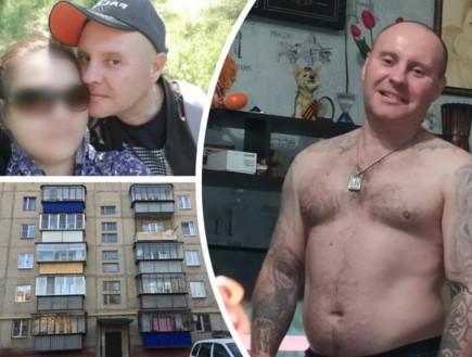רוסיה: עבריין מוכר נדקר למוות על ידי בתו החורגת בת ה-12